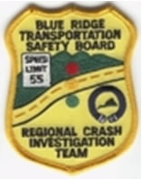 Blue Ridge Transportation Safety Board Regional Crash Investigation Team