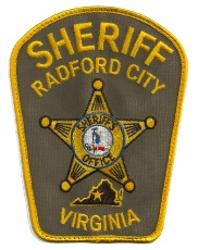 Radford Sheriff's Office Patch