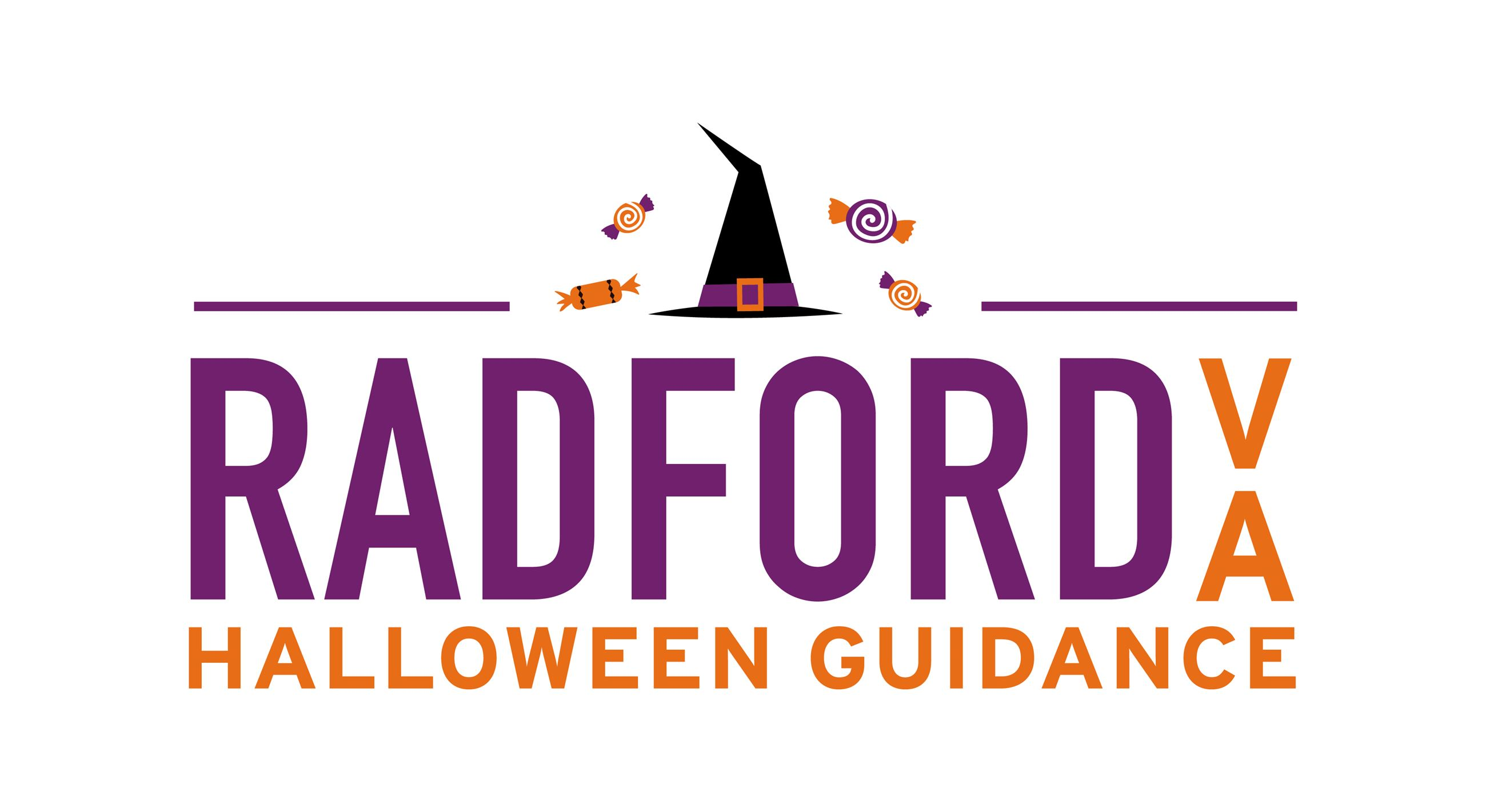 Radford Halloween Guidance Logo