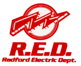 Radford Electric Department Logo